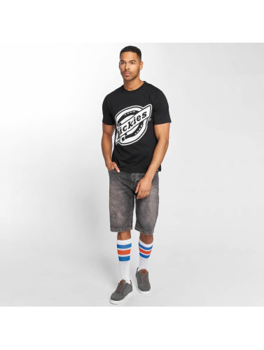 Dickies Herren T-Shirt Johnson City in schwarz