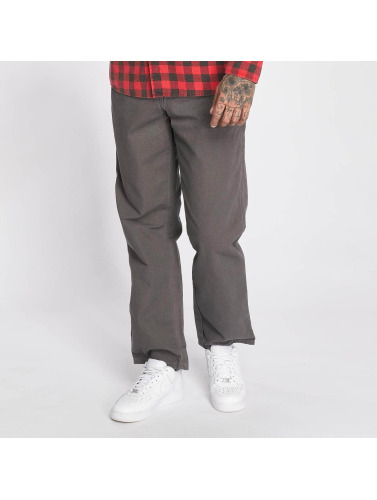Dickies Hombres Vaqueros anchos Relaxed in gris