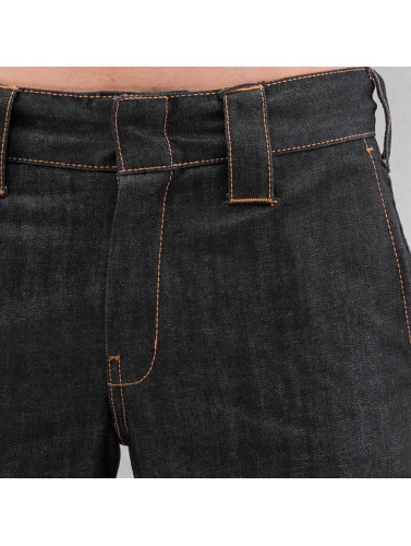 Dickies Hombres Vaqueros rectos Denim in azul