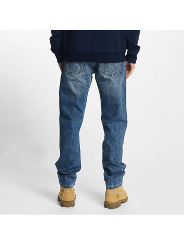 Dickies in azul Michigan rectos Vaqueros Hombres Pq74p