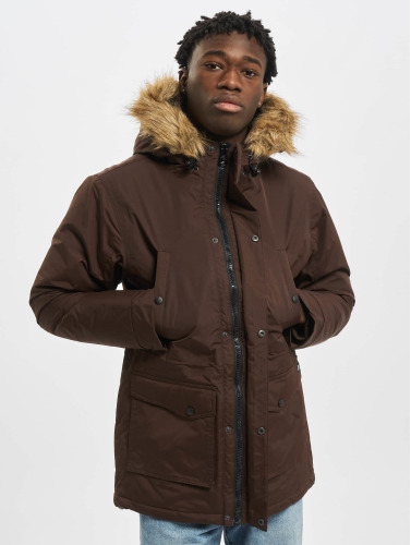 Dickies Herren Winterjacke Curtis in braun