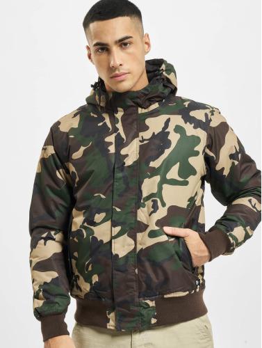 Dickies Herren Winterjacke Cornwell in camouflage