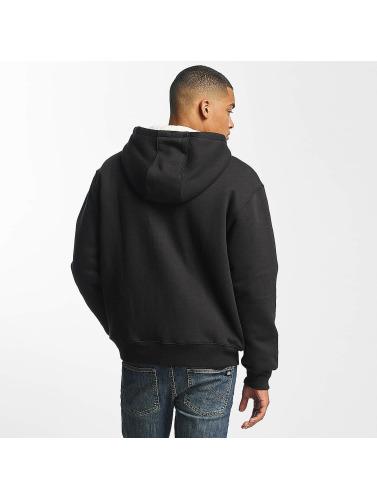 Dickies Herren Zip Hoodie Sherpa Fleece in schwarz