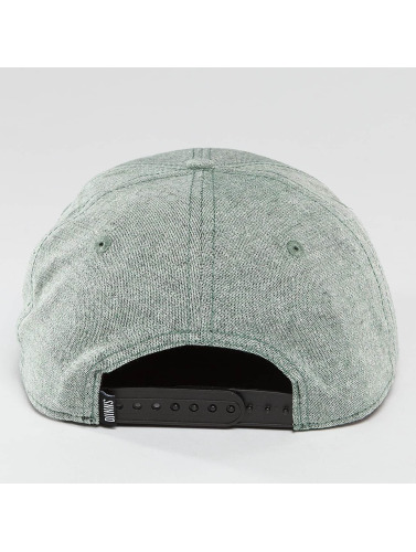 Djinns Snapback Cap Change 6 Panel in olive