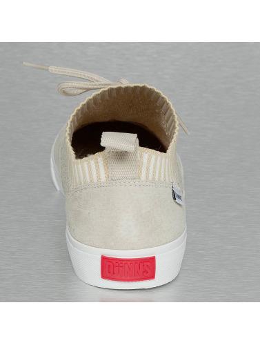 Djinns Herren Sneaker Sub Age Soc Youname Knit In Beige