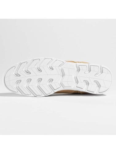 Djinns Herren Sneaker Forlow Light Canvas in beige