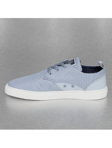 Djinns Herren Sneaker Low Lau 2.0 in blau