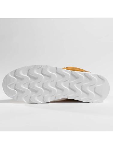 Djinns Herren Sneaker Trek High Light in braun