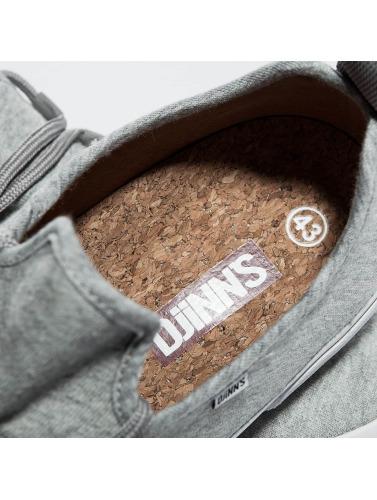 Djinns Herren Sneaker Moc Vul Misfit in grau