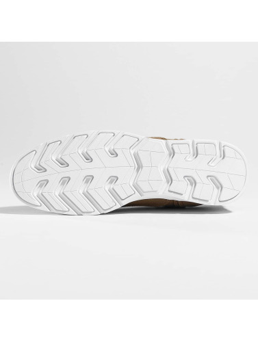 Djinns Herren Sneaker Forlow Light Canvas in khaki