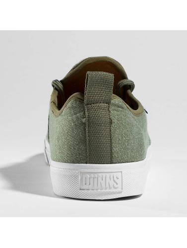 Djinns Herren Sneaker Moc Vul Misfit in olive