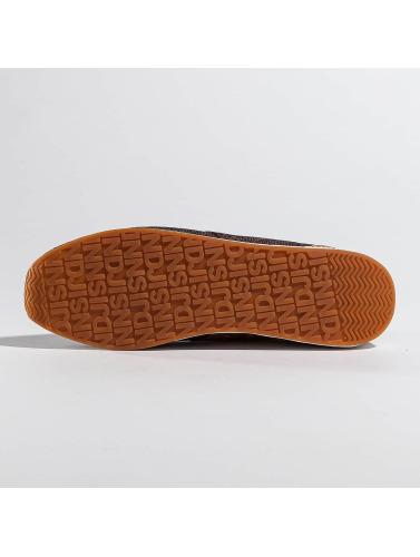 Djinns Sneaker Moc Lau in rot