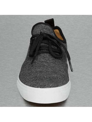 Djinns Herren Sneaker Moc Vul Misfit in schwarz