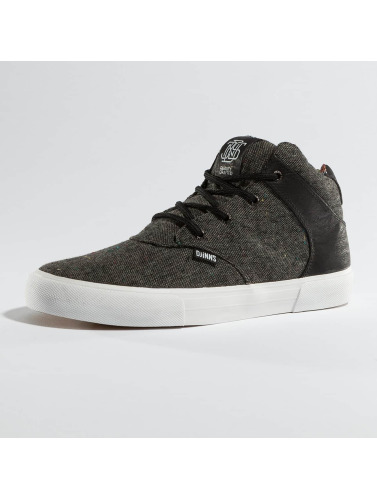 Djinns Men Sneaker Chunk Indo Spots In Black