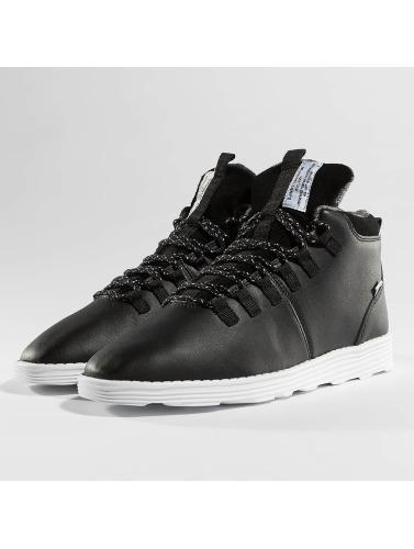 Djinns Herren Sneaker Trek High Light in schwarz