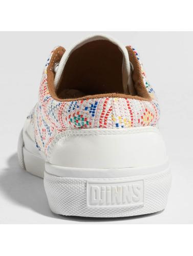 Djinns Sneaker Nice Crazy Pattern Geronimo in weiß