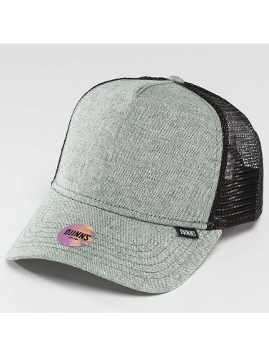 Djinns Trucker Cap Change High Fitted in olive