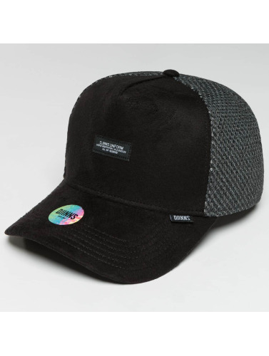 Djinns Trucker Cap HFT Part-Time Mesh in schwarz