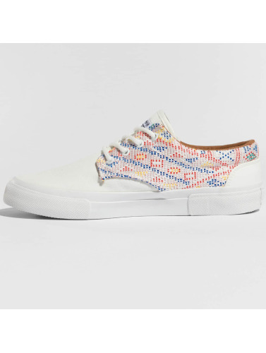 Djinns Zapatillas de deporte Nice Crazy Pattern Geronimo in blanco