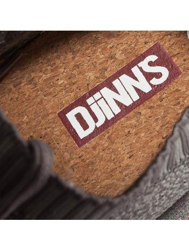 Zapatillas de Djinns Multi Soc Melange Sub gris Age deporte in fqS4Sd