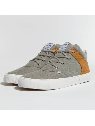 Djinns Hombres Zapatillas de deporte Chunk Oxybast in gris