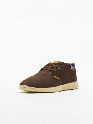 Djinns Zapatillas de deporte Mid Lau in marrón