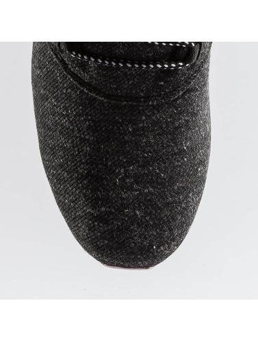 Djinns Hombres Zapatillas de deporte Moc Lau in negro