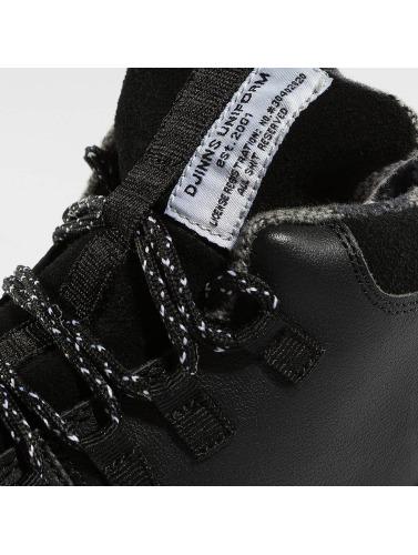 Djinns Hombres Zapatillas de deporte Trek High Light in negro