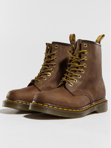 Dr. Martens Boots 1460 8-Eye Crazy Horse Aztec in marrón