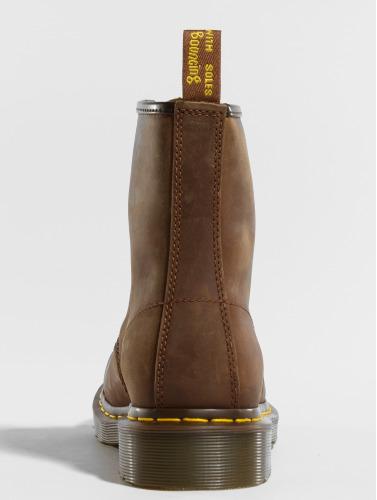 Dr. Dr. Martens Boots 1460 8-eye Crazy Horse Aztec In Marrón Martens Støvler 1460 8-eye Gal Hest Aztec I Marrón Manchester billig pris utløp perfekt klaring fra Kina rabatt klassiker QDLj3j