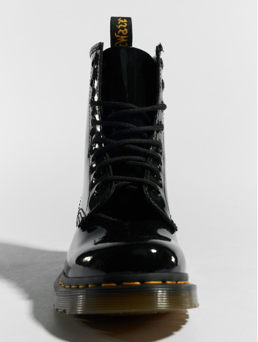 Dr. Martens Mujeres Boots 1460 Patent 8 Eye in negro