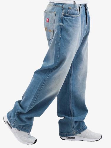 Ecko Unltd. Hombres Baggy Fat Bro in azul