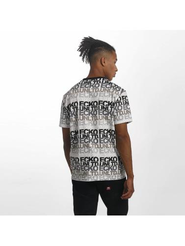 Ecko Unltd. Hombres Camiseta TroudÀrgent in blanco