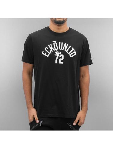 Ecko Unltd. Hombres Camiseta Bobby in negro