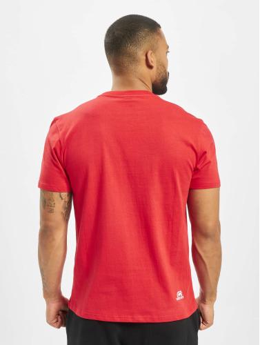 Ecko Unltd. Hombres Camiseta John Rhino in rojo