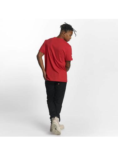 Ecko Unltd. Hombres Camiseta Base in rojo
