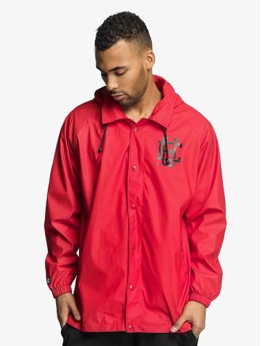 Ecko Unltd. Hombres Chaqueta de entretiempo Raining Man in rojo