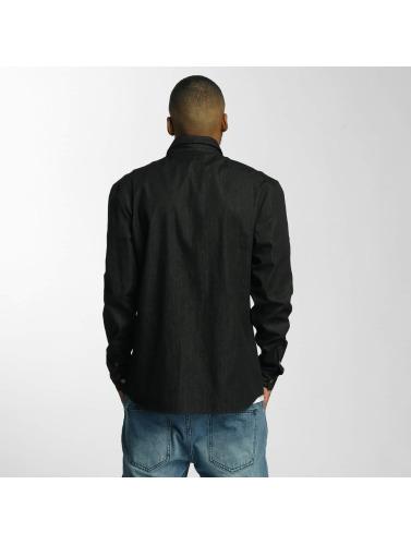 Ecko Unltd. Herren Hemd Jeans in schwarz