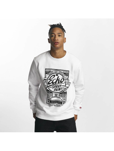 Ecko Unltd. Hombres Jersey Gordon`s Bay in blanco