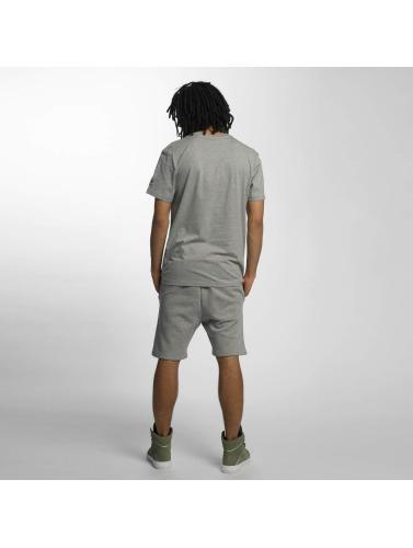 Ecko Unltd. Herren Shorts Melange in grau