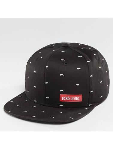 Ecko Unltd. Snapback Cap Capstar in schwarz