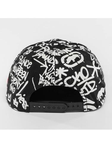 Ecko Unltd. Snapback Cap Graffiti in schwarz