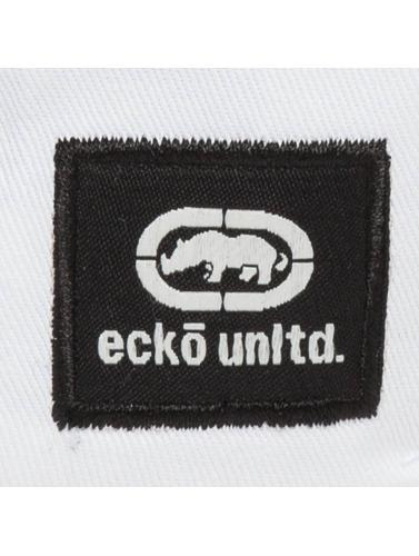Ecko Unltd. Snapback Cap DolphinBay in weiß