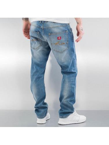 Ecko Unltd. Herren Straight Fit Jeans Soo in blau