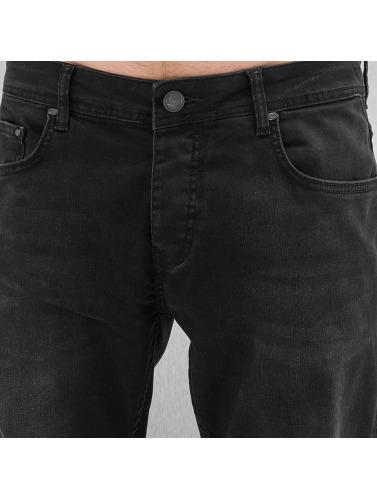 Ecko Unltd. Herren Straight Fit Jeans Soo in schwarz