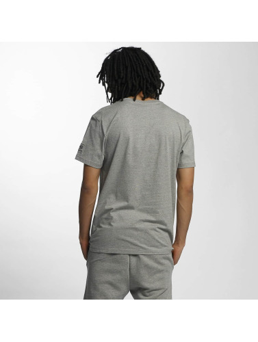 Ecko Unltd. Herren T-Shirt Melange in grau