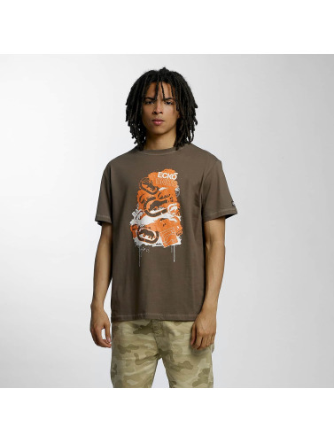 Ecko Unltd. Herren T-Shirt Orangerhino in olive