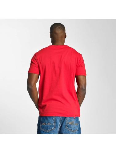Ecko Unltd. Herren T-Shirt Skullprint in rot