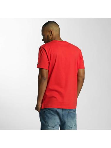 Ecko Unltd. Herren T-Shirt Bobby Basic in rot