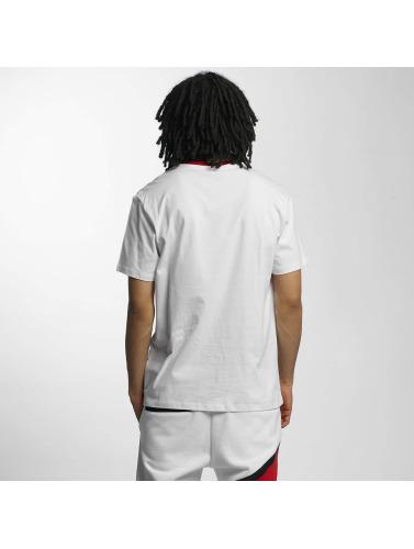 Ecko Unltd. Herren T-Shirt College Patches in weiß